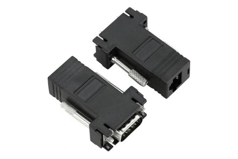 buy vga over cat 5 adapters from atc supplies ltd